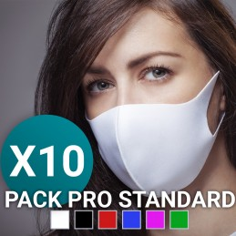 PACK PRO Standard | Masques...