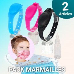 PACK Marmaille...
